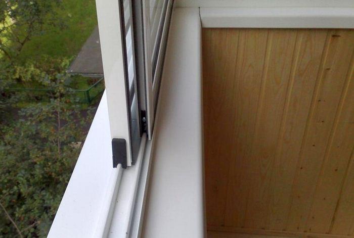 Алюминиевое раздвижное окно своими руками