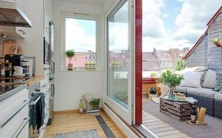 Включают ли балконы в общую площадь квартир