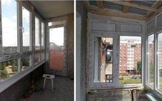 Как недорого застеклить балкон