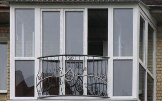 Установка французского балкона: все, что нужно знать об этой конструкции