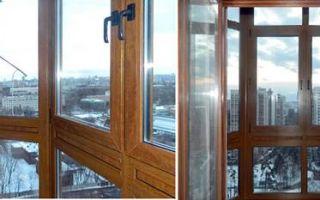 Деревянное остекление лоджий и балконов – особенности эксплуатации и виды