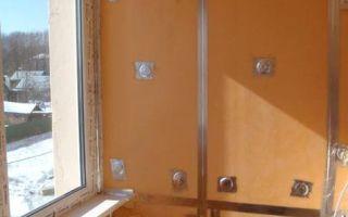 Мастерски утепляем балкон или лоджию при помощи пеноплекса