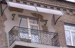 Делаем крышу на балконе