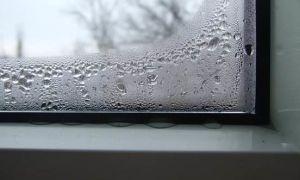 Причины появления конденсата на балконе и способы устранения проблемы