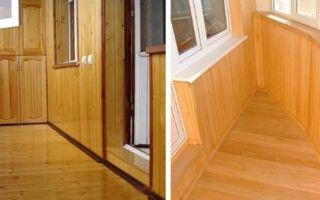 Как сделать своими руками теплый деревянный пол на балконе?