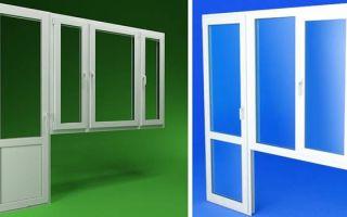 Установка пластикового балконного блока – порядок выполнения работ