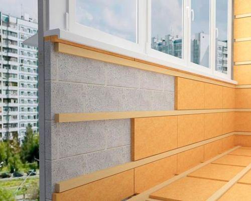 Как лучше утеплить балкон-разбираемся в вопросе