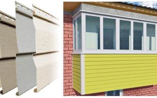 Внешняя отделка выносного балкона – основные материалы и технология монтажа