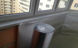 Гидроизоляция утепленного балкона и лоджии