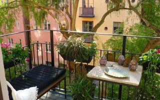 Варианты дизайна интерьера лоджии или балкона
