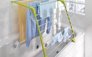 Где лучше сушить белье в квартирах без балкона
