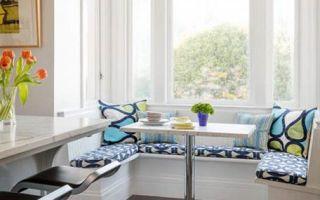 Создание дизайна кухни с балконом