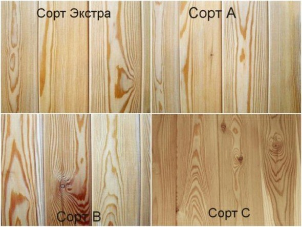 Отделка балкона деревянной вагонкой – какой выбрать сорт