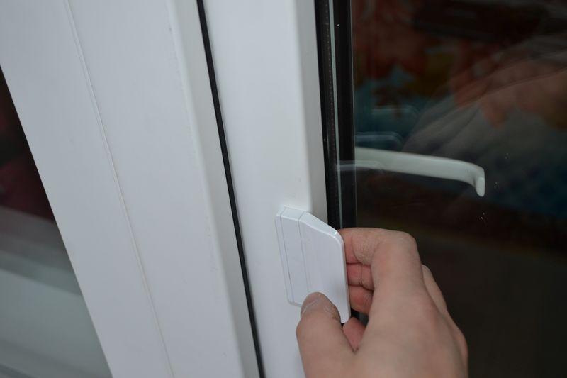 Ручка-лепесток для балконной двери