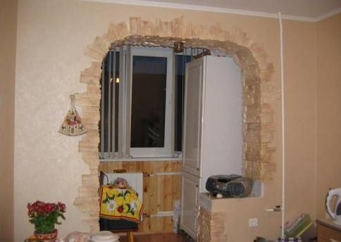 Балконные арки для декорирования балкона