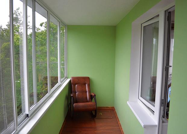 Отделка стен недорого – гипсокартон и краска