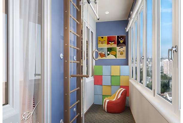 Идеи для балкона: идеи оформления маленького балкона и лоджи.