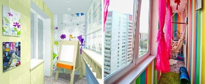 Оформление балкона: красивые балконы в квартире.
