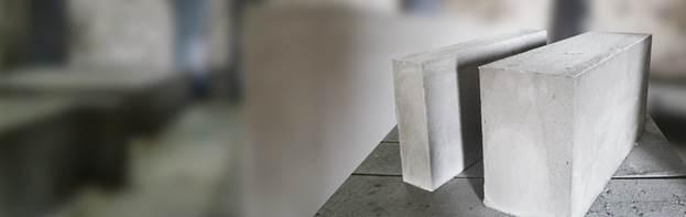 Пеноблоки - производный материал на основе вспененного бетона