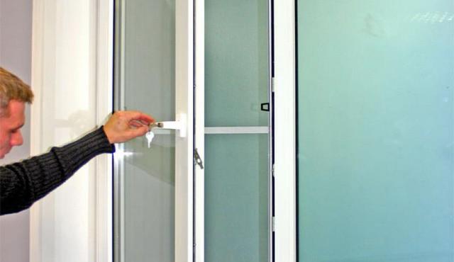 Регулировка пластиковых балконных блоков