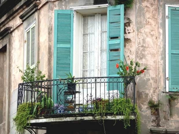 Балконы в домах разнообразного типа
