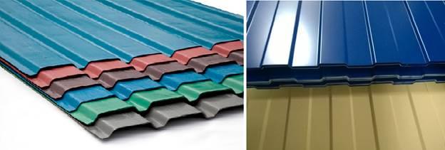 Профили для наружной и внутренней облицовки навесного балкона или лоджии