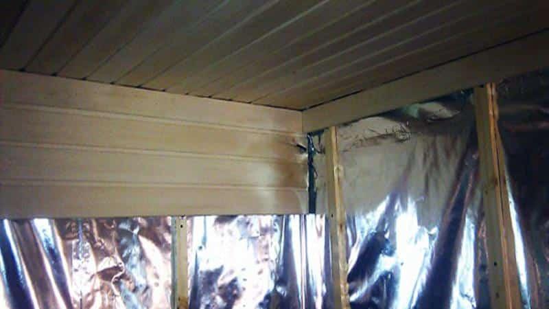 Сауна на балконе: баня на балконе или лоджии своими руками.