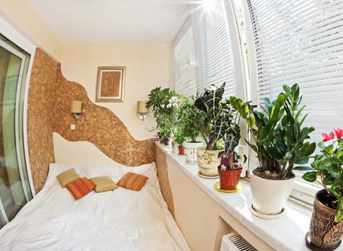 Дизайн для спальни в хрущевских проектах