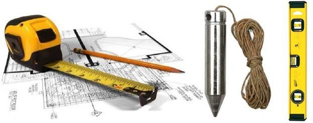 Основной инструмент для самостоятельного обмера балкона