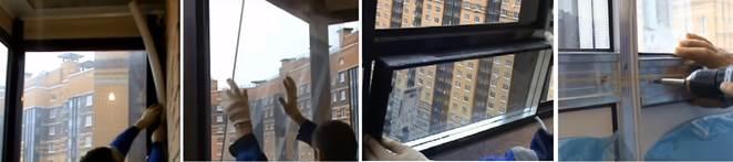 Профессиональная теплоизоляция и замена остекления утепляемого балкона